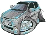 Koolart Car Tax Disc Holder Renault Clio Sport
