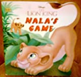 img - for Disney's the Lion King: Nala's Game (Golden Little Super Shape Books) by Barbara Bazaldua Mario Cortes (Illustrator) Robbin Cuddy (Illustrator) (1995-02-01) Paperback book / textbook / text book
