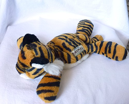 Walt Disney World Animal Kingdom Beanie Baby Tiger Cub Plush - 15 Long - 1