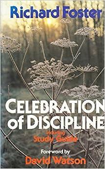 pdf celebration of discipline richard foster
