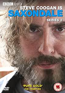 Saxondale - Complete Series 2 [DVD]