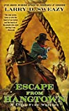 img - for Escape from Hangtown (Lucas Fume Western) book / textbook / text book