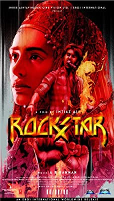 Rockstar (2011) (Hindi Movie / Bollywood Film / Indian Cinema DVD)