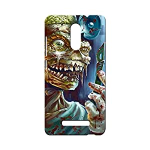 BLUEDIO Designer 3D Printed Back case cover for Xiaomi Redmi Note 3 / Redmi Note3 - G6916