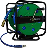 PREBENA 100-Ft Long Retractable Air Hose Reel