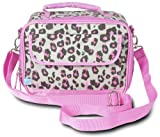 Room It Up Leopard Crossbody Lunch Tote