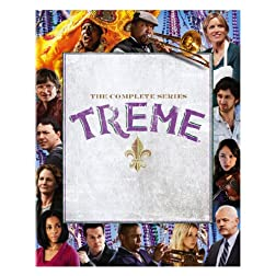 Treme: Complete Series [Blu-ray]