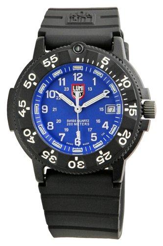 Luminox 3000 original navy seal dive series blue mens watch 3003 special days gift - Navy seal dive watch ...