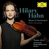 Mozart 5, Vieuxtemps 4 Violin Concertos