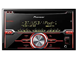 See Pioneer FHX-720BT 2-DIN CD Receiver with Mixtrax, Bluetooth? for Hands-Free Calling and Audio Streaming, Siri Eyes Free, USB Playback, Pandora, Android Music Support Details