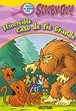 El increible caso de pie grande/ The Incredible Case of Big Foot (Scooby Doo) (Spanish Edition)