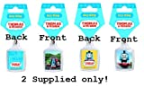 Thomas the Tank Engine set of 2 Acrylic Keyrings