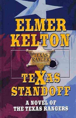 Texas Standoff (Thorndike Large Print Western Series)