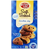 Enjoy Life Chocolate Chip Soft Baked Cookies, Gluten, Dairy & Nut Free,  6-Ounce Boxes (Pack of 6) ~ Enjoy Life Foods
