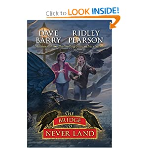 The Bridge to Never Land - Ridley Pearson