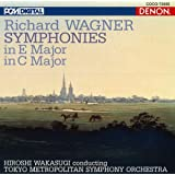 ワーグナー:交響曲ハ長調、ホ長調