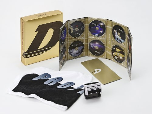 頭文字[イニシャル]D COMPLETE BD-BOX Vol.2 [Blu-ray]