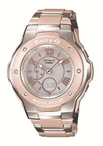 [カシオ]CASIO 腕時計 Baby-G ベイビージー 世界6局対応電波ソーラーアナデジウォッチ MSG-3200C-4BJF レディース