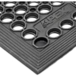 NoTrax T30 General Purpose Rubber Competitor Safety/Anti-Fatigue Mat for Wet Areas