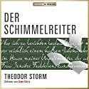 Der Schimmelreiter Audiobook by Theodor Storm Narrated by Sven Görtz