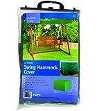 Gardman 2 Seat Swing Hammock Cover Green