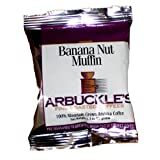 Arbuckle Coffee packets make a perfect pot of coffee every time from 100 premium Arabica coffee 10 count box of Banana Nut Muffin