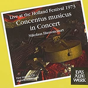 Holland Festival Concert June 1973