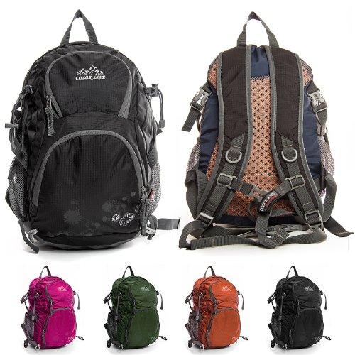 Big Handbag Shop Womens Medium Lightweight Travel Backpack