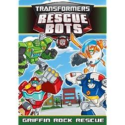 Transformers Rescue Bots: Griffin Rock Rescue