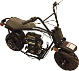 Taotao ATD80 80cc Mini Dirt Bike (Black)