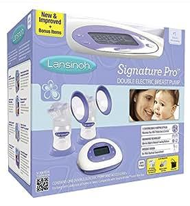 Lansinoh Double Electric Breast Pump, BPA-free
