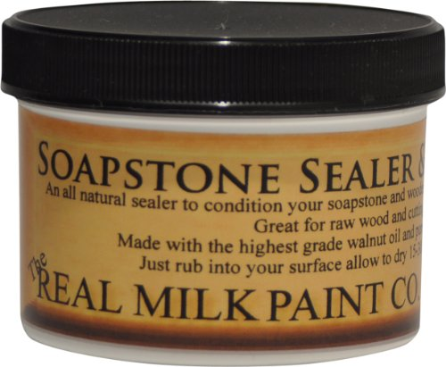 Real Milk Paint Soapstone Sealer And Wood Wax