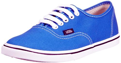 Vans Unisex-Adult Authentic Lo Pro Directoire Blue Trainer VGYQ5RX 8 UK