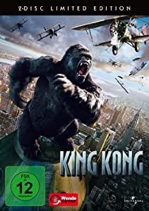 King Kong (Limited Edition, 2 DVDs)
