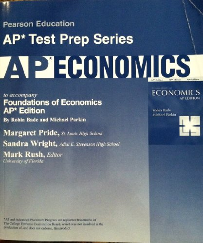 Foundations of Economics: Ap Test Prep