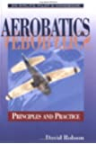 Aerobatics: Principles and Practice