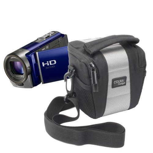 Durable Water Resistant Camcorder Case For Sony DCR-SR15E, HDR-CX130E, HDR-CX115E By DURAGADGET