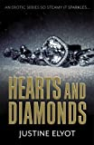img - for Hearts and Diamonds (Diamond Trilogy) by Justine Elyot (2015-05-01) book / textbook / text book