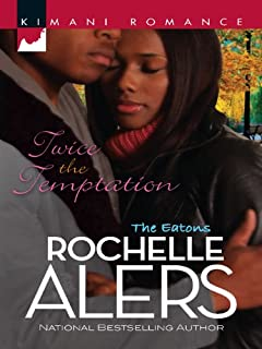 Book Cover: Twice the temptation
