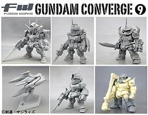 (仮) FW GUNDAM CONVERGE 9 10個入 BOX (食玩)