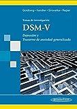 img - for DSM-V. Depresi????n y trastornos de ansiedad generalizada (Spanish Edition) by David Goldberg (2015-02-08) book / textbook / text book