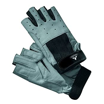 VAUDE Pordoi gants anthracite (Taille cadre: L) Gants Escalade