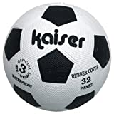 カイザー(kaiser) ゴムサッカーボール  KW-201