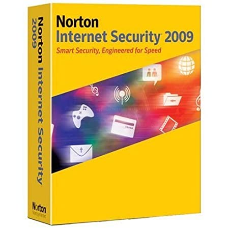 Norton Internet Security 2009 1 user 3 PC