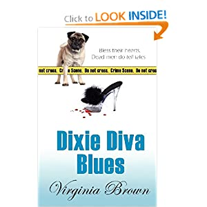 Dixie Diva Blues Virginia Brown