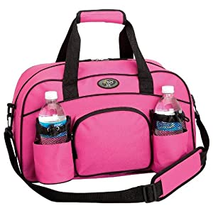 "Extreme Pak 18"" 600D Pink Sport Bag"