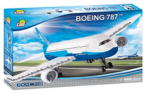 cobi-boeing-787-avion-de-pasajeros-color-blanco-26600