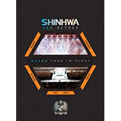 2012 SHINHWA GRAND TOUR IN SEOUL�gTHE RETURN�h [DVD]