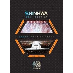 2012 SHINHWA GRAND TOUR IN SEOUL�gTHE RETURN�h [DVD]