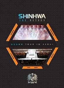 "2012 SHINHWA GRAND TOUR IN SEOUL""THE RETURN"" [DVD]"